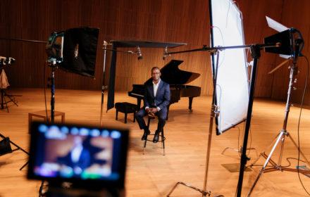 L'importance de la lumière pour une interview