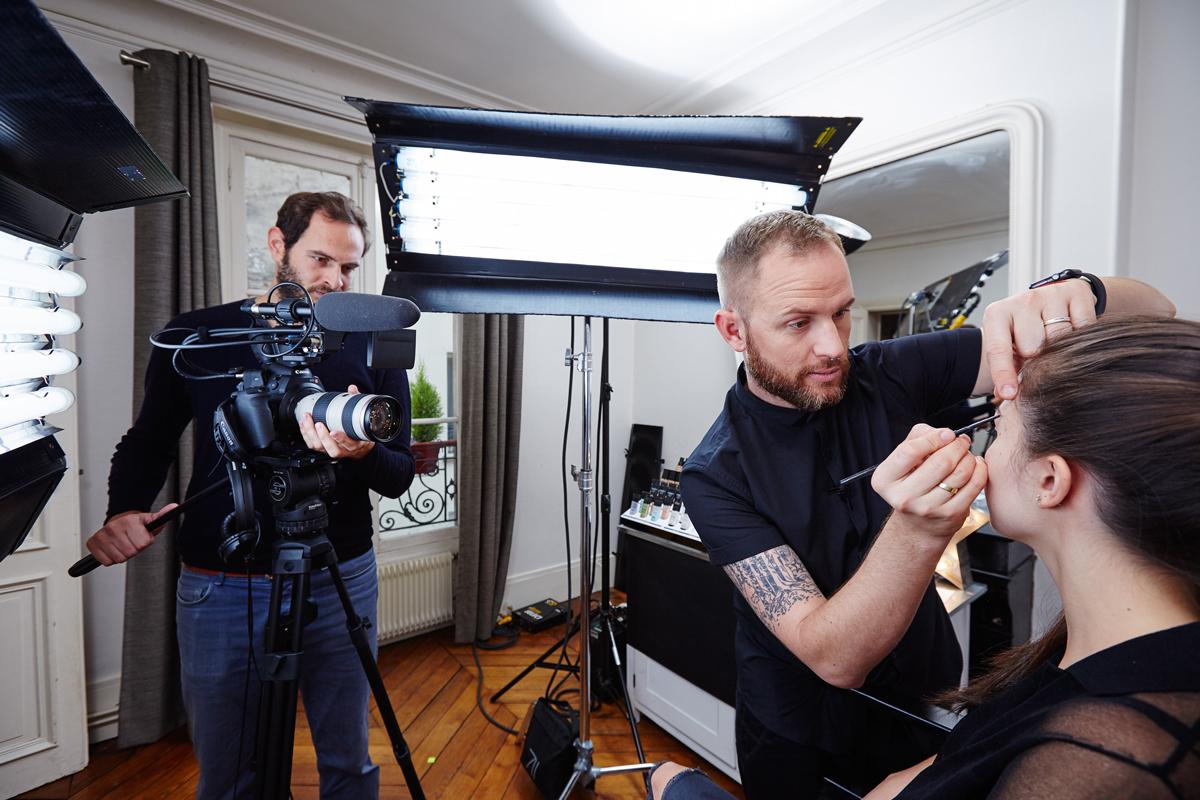 Kossa Productions - Réalisation et montage de film entreprise Agence production audiovisuelle - Smashbox 02