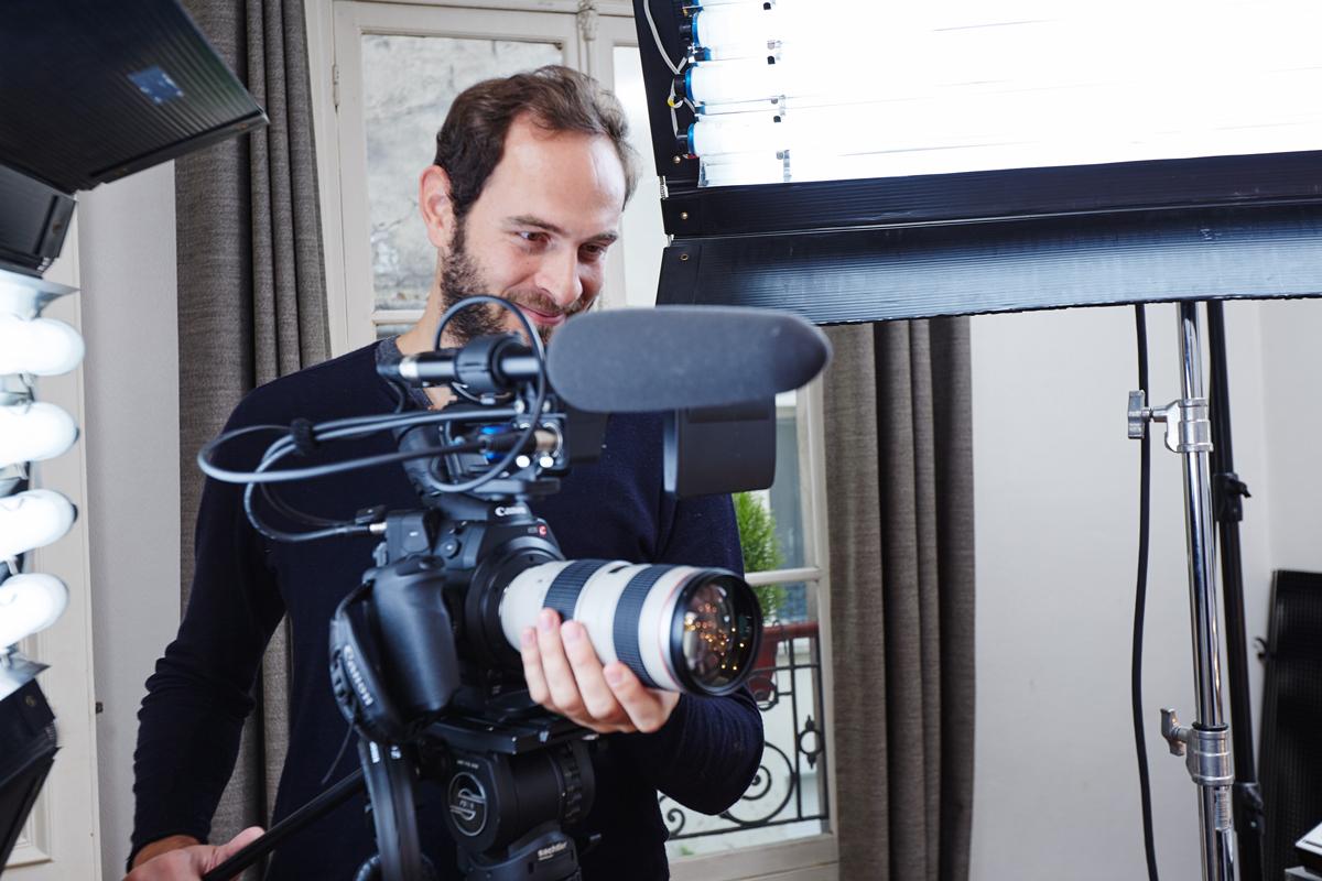 Kossa Productions - Réalisation et montage de film entreprise Agence production audiovisuelle - Smashbox 03